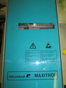 Rebuilt Reliance Allen Bradley MAXITRON AC/DC-Converter S6 8129   837.24.12 E