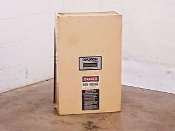Omnion Series 2400 6000 Watt Inverter 300 VDC to 120 Volt AC 06-6-DID