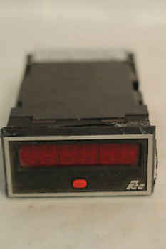RED LION MULTIPLIERS DIGITAL RATE INDICATOR MODEL APLT