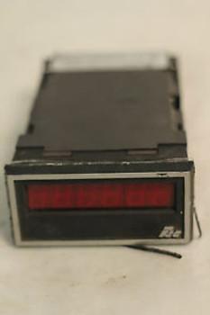 RED LION MULTIPLIERS DIGITAL RATE INDICATOR MODEL APLRI