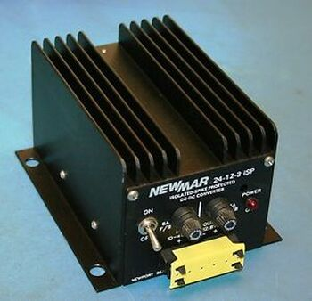NEWMAR 24-12-3ISP DC-DC Converter 17-32V IN 13.6V OUT New