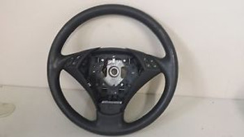 07 BMW 530XI steering Wheel