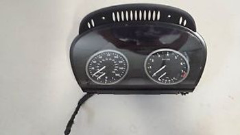 07 BMW 530XI speedometer