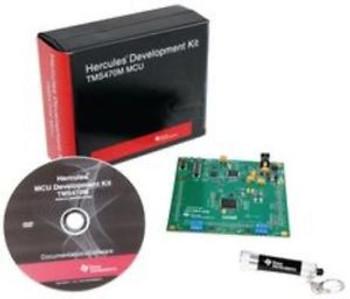 Texas Instruments Tmdx470Mf066Hdk Dev Kit Hercules For Tms470Mf066