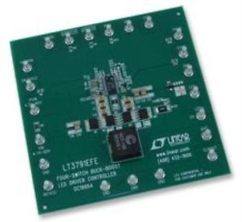 08W0041 Linear Technology Dc1666A Eval Board Lt3791 2A Led Driver