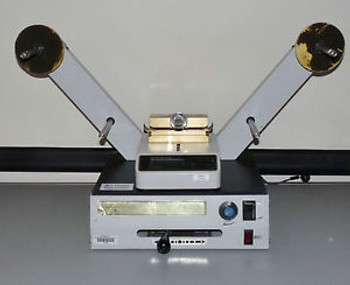 APS GC-40 GOLD COUNT MOTORIZED TAPED AXIAL RADIAL & SMT COMPONENT COUNTER