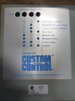 Waukesha P/N 296093P Turbo Control Module II Custom Engine Control Brand New