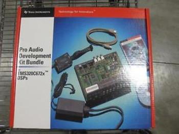 TMS320 Pro Audio Dev Kit Bundle