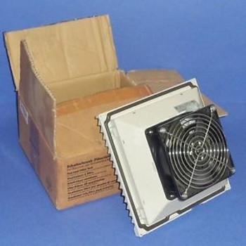 RITTAL SK 3325.117 Enclosure fan and filter 115V AC unit NEW SK3325117