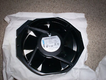 $0 USA Shipping With EBM PAPST  W2E142-BB05-01  AXIAL FAN 150MM x 172MM x 38MM