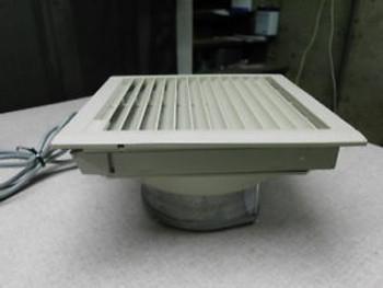 Pfannenberg Cabinet Filter Fan PF3000 PF 3000