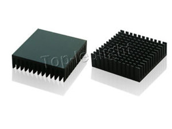 100pcs Aluminum Heatsink Heat Sink for 1W 3W High Power LED Light Lamp Cooling