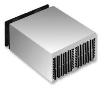 No. 58M7920 Fischer Elektronik La 10/150 24V Heat Sink Fan Cooled 24V