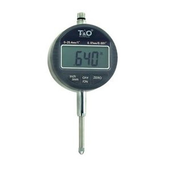 0~1Digital Indicator - Model: #TO103   Data Output: SPC output