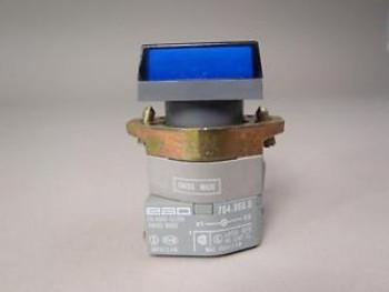 (115) Eao CH 4600 Blue Olten Panel Indicator Light 380V 2.4W 704.960.0 -NOS