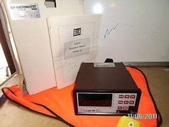 BLH ELECTRIC LCP 10 WEIGHT PROCESSOR P#BLH LCP 10 VR2.2D  STATUS1-1-3-1  1026