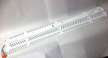 Fluorescent Light Fixture Genlyte Thomas WRM232-277