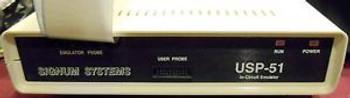 Signum Systems USP-51A In-Circuit Emulator + Pod-5XHK +Software +ManualsRare