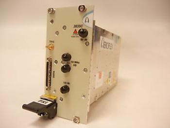 AEROFLEX 3035C WIDEBAND PXI RF DIGITIZER 0.25MHz - 6GH GHz W/ 8 OPTIONS WOW