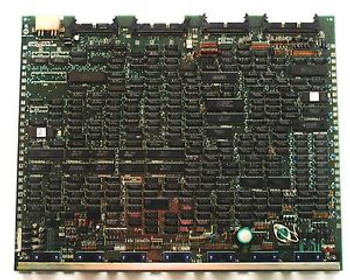 Yaskawa JANCD-CP07D CNC Board