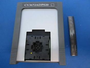 10 NEW Cypress Semiconductor CY3672ADP20
