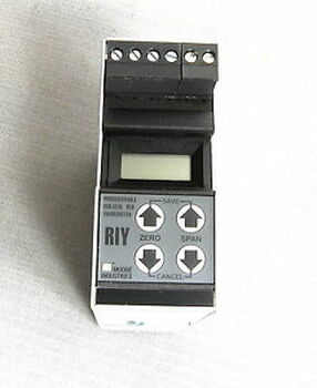 NEW  RIY Moore Industries RIY/PRG/4-20MA/12-42DC RTD Transmitter
