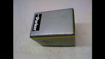 PARKER 7122KBN2LF00N0D100C2 FLUID CONTROL VALVE 24 V DC NEW