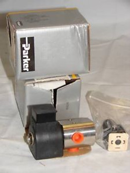Parker 7131TVN2NV00N0D1C2 Fluid Control Valve 1/8