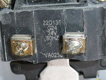 #954f GE Control Lighting  Contactor with NEMA 1 enclosure CR260L21AE021AA0
