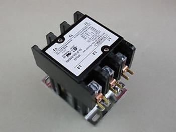 Hvacstar SA-3P-50A-240V Definite Purpose Contactor 3Poles 50FLA 240V AC Coil