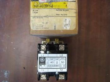 LENNOX 68652 P-8-7711 / GE CR353AD2BH1AJ 24V 40A 2P CONTACTOR NEW