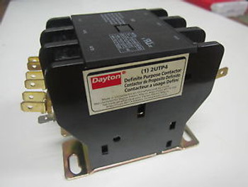 240 Coil Volts AC 50/60 Hz Nonreversing 3 Poles Definite Purpose Contactor NEW
