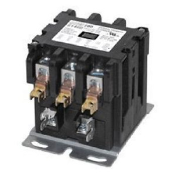 Mars 61462 Definite Purpose Contactor 3 Pole 50 Amp 240V Coil Replaces 42DF35AG