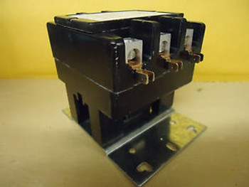 75 AMP 208/240 VAC 3-Pole Definite Purpose Contactor HVAC Packard NEW C375C