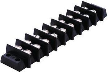CINCH 4-140-Y TERMINAL BLOCK, BARRIER, 4POS, 16AWG (100 pieces)