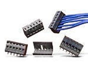 Pluggable Terminal Blocks 4.0MM TERM BLK PLUG 4P TIN POS LOCK (50 pieces)
