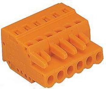 WAGO 231-308/026-000 TERMINAL BLOCK PLUGGABLE, 8POS, 28-12AWG (50 pieces)