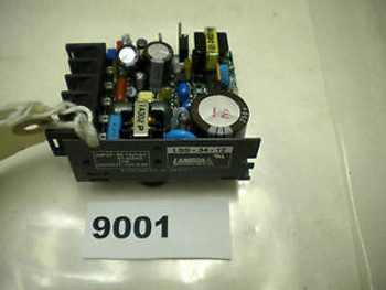 (9001) Lambda Power Supply LSS-34-12 85-132VAC Input