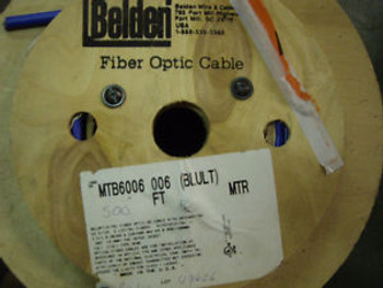 Belden Fiber Optic MTB6006