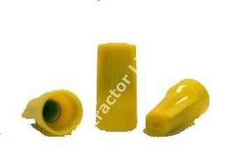 1 CASE 5000 PC WIRE NUTS YELLOW EASY CAP (N1)