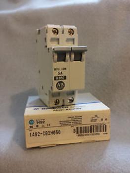 Allen-Bradley Circuit Breaker 1492-CB2H050