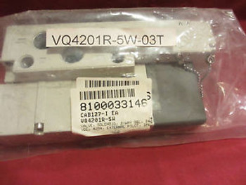 SMC VQ4201R-5W-03T Valve Solenoid 2Way