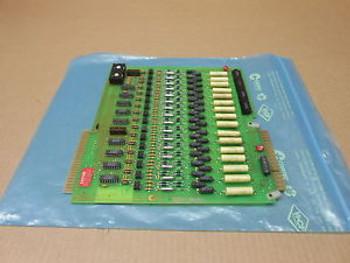 1 NEW CINCINNATI MILACRON 3-531-3564A 35313564A INPUT CIRCUIT BOARD