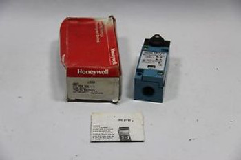 Honeywell LSE5A Micro-Switch Heavy Duty Limit Switch Side Rotary