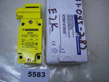 (5583) Telemecanique Safety Limit Switch XCSB1618929 300 VAC 10 Amp