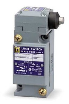 SQUARE D 9007C54G Switch,Limit,1 N.O.,1 N.C.
