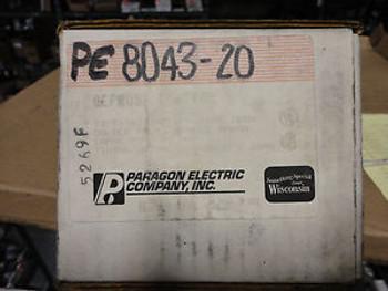 Paragon Timer - 8043-20 - Defrost Timer - 240 Volt/40 Amp
