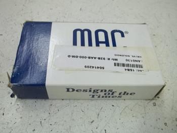 MAC 92B-AAB-000-DM-DFBP-1DM SOLENOID VALVE NEW IN A BOX