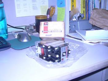 D23 MR60A Cutler-Hammer Type M AC Relay