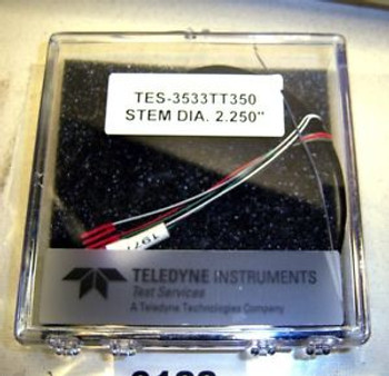 (0122) Teledyne Quick Stem TES-3533TT350